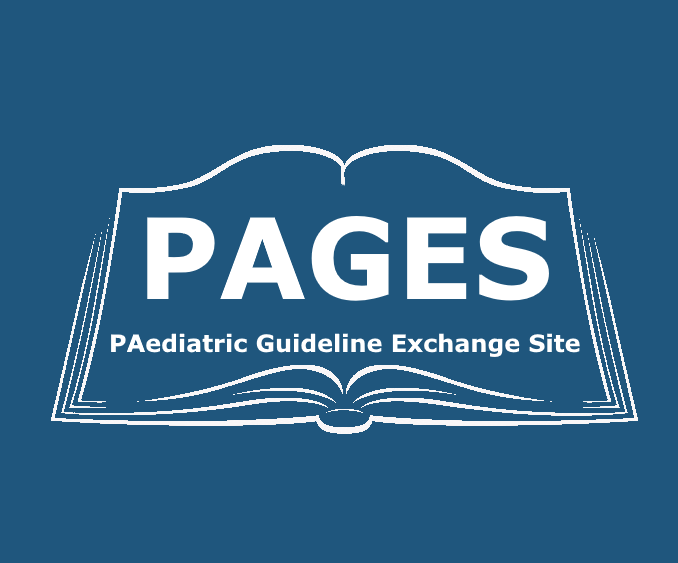 PAGES – PAediatric Guideline Exchange Site