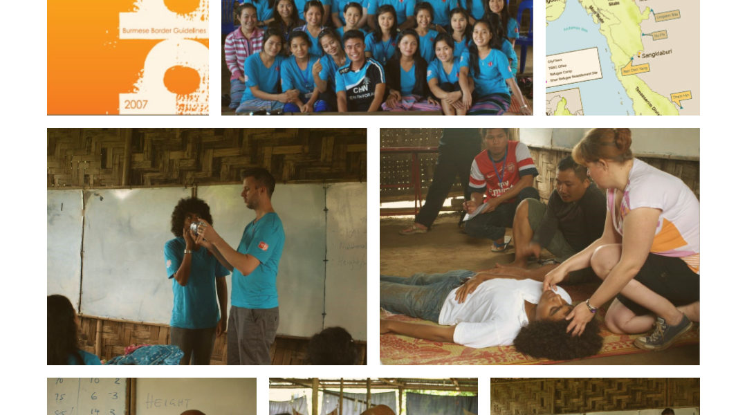 Teaching Paediatrics in the Nu Po Refugee Camp (Thai- Burmese border)