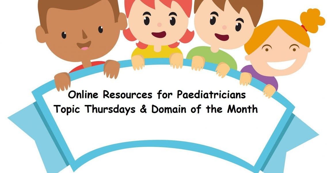 Topic Thursdays – Domain of the Month
